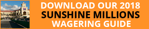 Sunshine Millions Wagering Guide