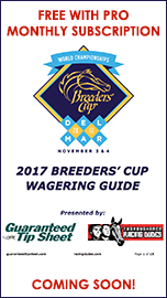 Breeders' Cup Tips